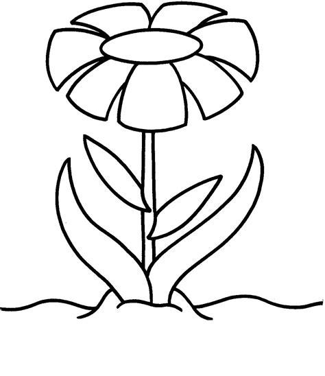 fiore disegno da colorare fiore disegni da colorare