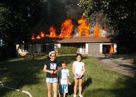 funny houses burning houses pictures