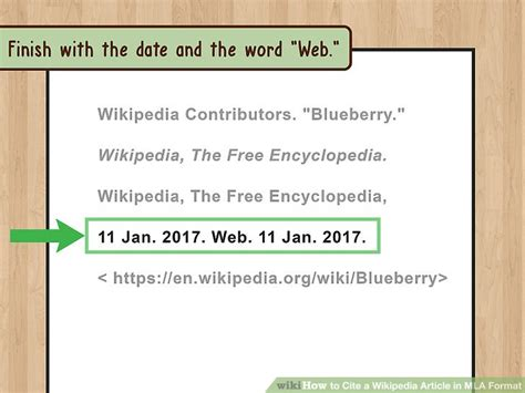 format html wiki the best way to cite a wikipedia article in mla format
