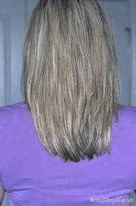 back views of layer styles for medium length hair medium hair with choppy layers back view women hair libs