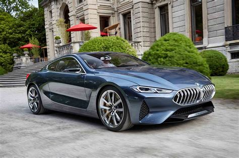 how many series does bmw exclusive bmw 8 series concept drive automobile