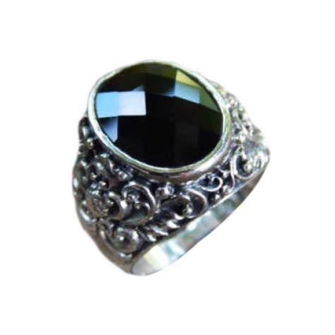 Harga Cincin Batu Onyx jual jnanacrafts ukir bali batu onyx black cincin