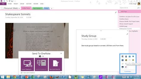 microsoft onenote how to use microsoft onenote in 10 easy steps
