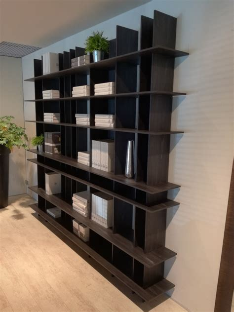 modulnova libreria libreria moderna blade modulnova sconto 52 soggiorni a