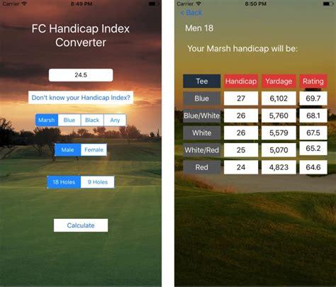 page   golf handicap apps golfmagic