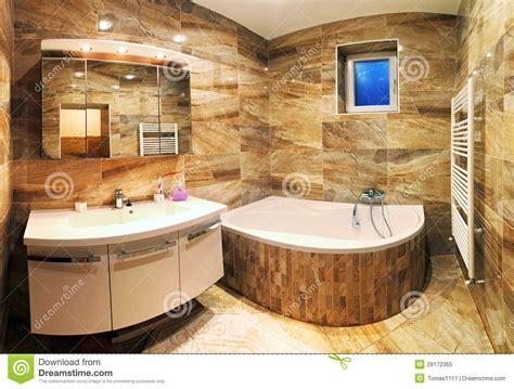 modern house bathroom modern house bathroom interior stock image image 28172365