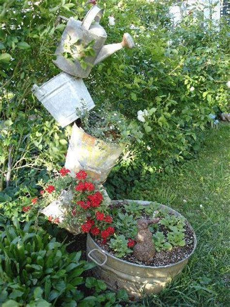 garden craft ideas 126 best images about lawn yard decor ideas on