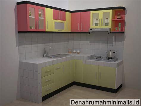 desain cat dapur rumah minimalis desain dapur minimalis sempit rumah type 36 denah desain