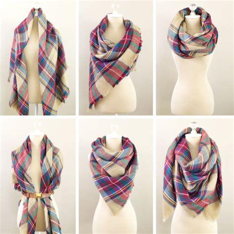 winter scarf trend 2016