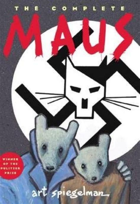 maus books the complete maus by spiegelman paperback book