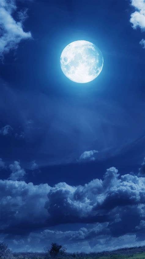 blue moon blue moon wallpaper 63 images