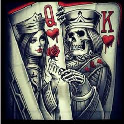 king and queen tattoo umeå ac8ca5250dda51c9a1459794934ba7d6 jpg 668 215 668 pinteres