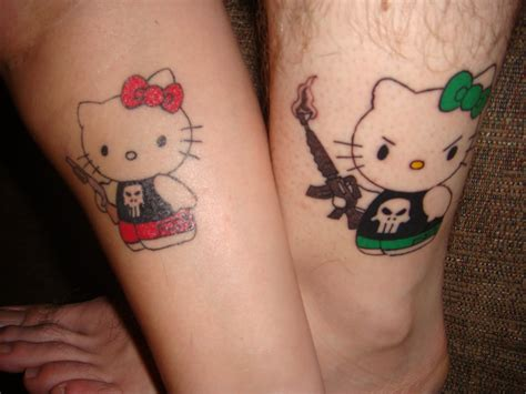 kawaii tattoo for couples ideas image gallery
