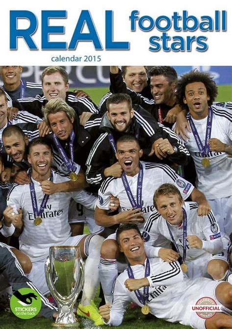 Calendrier Du Real Madrid Real Madrid Fc Calendrier 2016 Acheter Le Sur Europosters Fr
