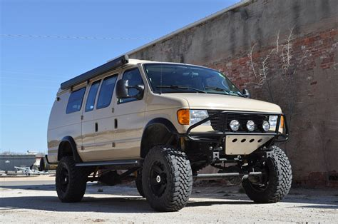 lifted mercedes van sportsmobile 4x4 vans are all the rage in adventure travel