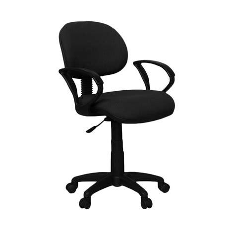 Kursi Kantor Vertu 01 jual ergosit g arm hitam kursi kantor harga kualitas terjamin blibli