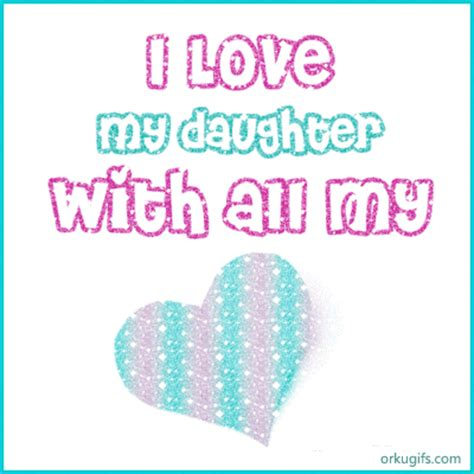 love  daughter    heart images  messages