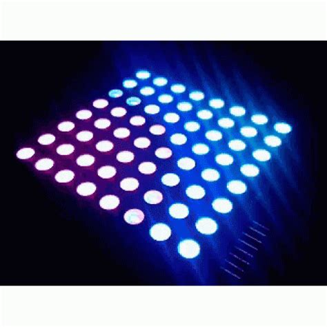 Led Dot Matrix 8x8 rgb led dot matrix at mg labs india