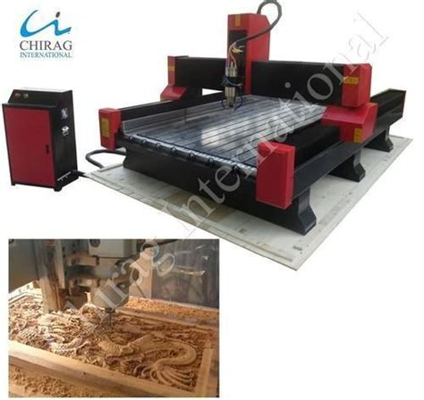 fully automatic cnc wood carving machine rs  unit
