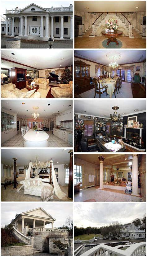 House Blue Print Victoria Gotti S Mess Of A Mansion Hits The Market