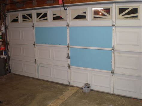 Insulated Garage Door Cost garage insulated garage doors prices home garage ideas