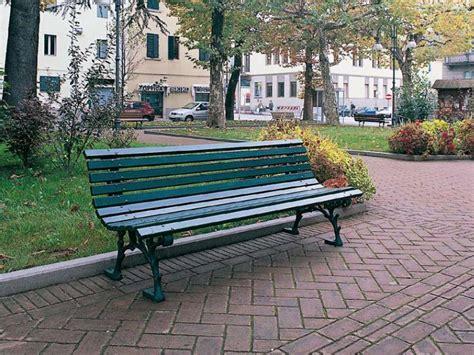 panchine pubbliche 112 panchina cortona per parchi e giardini da