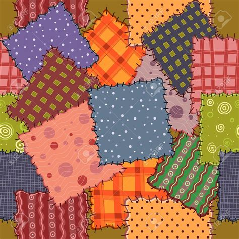 The Patchwork - patchwork sissi quilting stitch