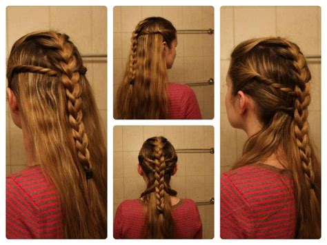house of braids game of thrones hair ygritte braids and or house bolton inspired hair sigil youtube