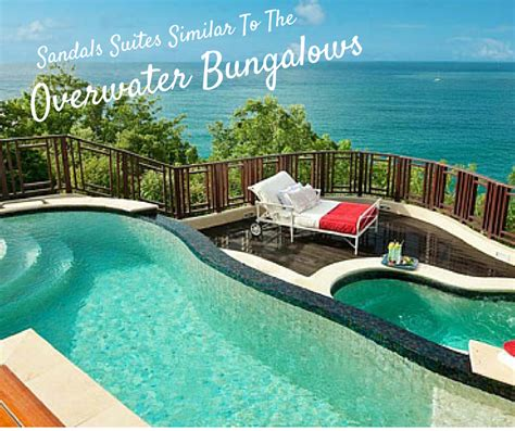 sandals bungalows water sandals overwater bungalows announcement sandals royal