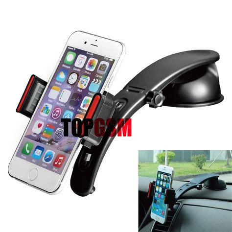 Terbaru Car Phone Holder 2 In 1 discount iphone 6 plus car holder 3 in 1 multipurpose universal windshield dashboard air vent