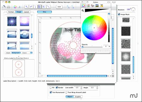 Free Memorex Cd Label Software For Mac