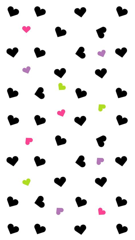 cute heart wallpaper  iphone  images