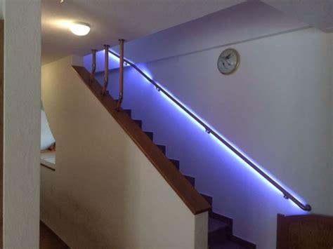handlauf treppe innen flexo handlauf flexo handl 228 ufe mit beleuchtung innen