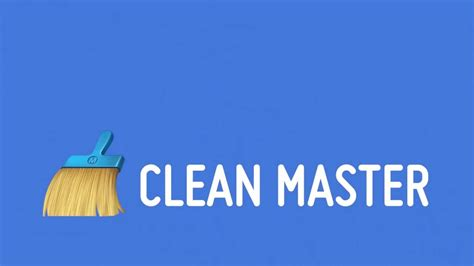 clean master apk new version clean master