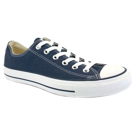 converse sneakers converse all chuck trainers shoes ox navy