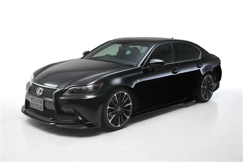 wald lexus lexus gs f sport tuned by wald international