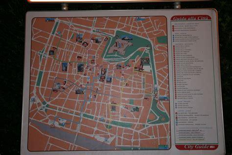 pavia mappa turistica brescia foto info storia alberghi