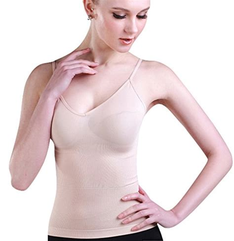 Pelangsing Slimming Clothes Singlet Camisol Kamisol Shape mkob magic seamless slimming camisole shapewear tank top waist and tummy large