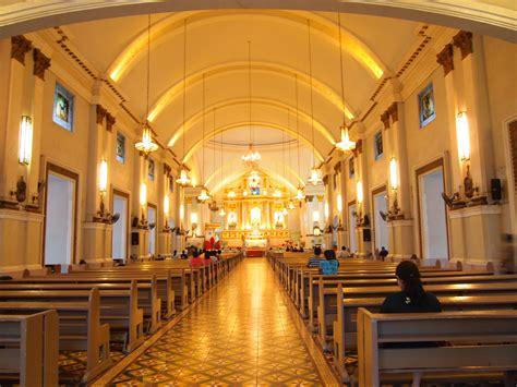 Church Interiors file tagbilaran church interiors jpg wikimedia commons