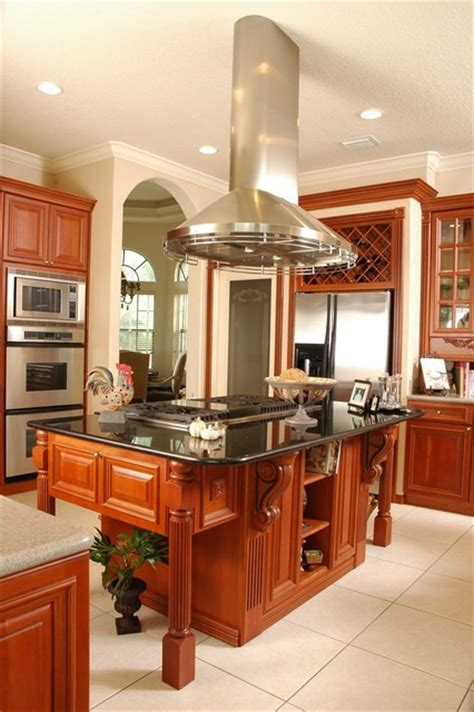 kitchen island ventilation microwave vent hood kitchen traditional with arch kitchen