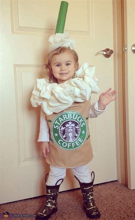 starbucks babies halloween costume contest  costume
