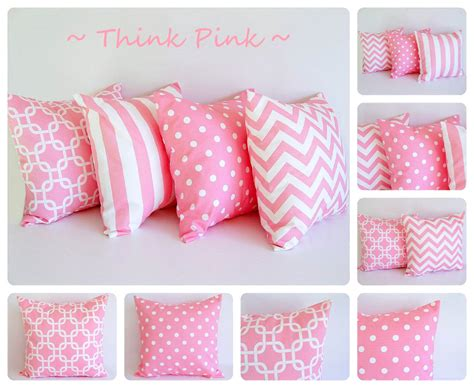 Pink Pillows Etsy by Pink Pillow Cover 20 X 20 One Cushion Cover Baby By