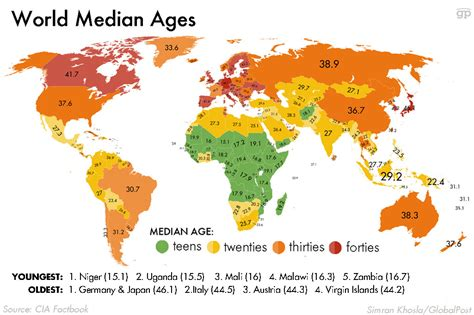 map world age 22 maps and charts that will you vox