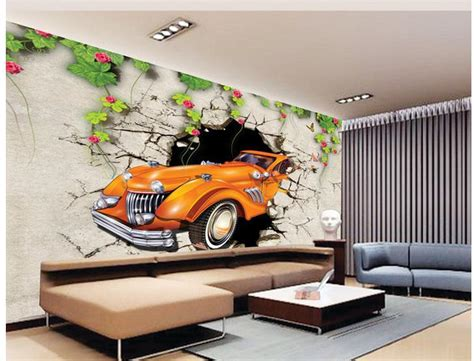 car wallpaper for bedroom compare prices on old car wallpaper online shopping buy