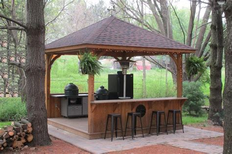 Backyard Pavilion Ideas by Pavilion Backyard Ideas For Your Outdoor Living Space