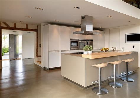 Kitchen Design Architect 003 Thatched Barn Bulthaup Kitchen Architecture Homeadore