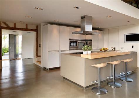 003 Thatched Barn Bulthaup Kitchen Architecture Homeadore Kitchen Design Architect