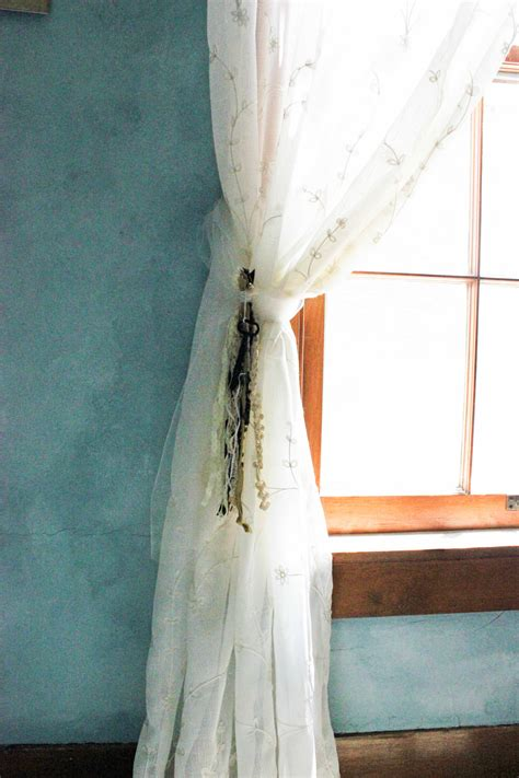 Unique Curtain Tie Backs » Home Design 2017