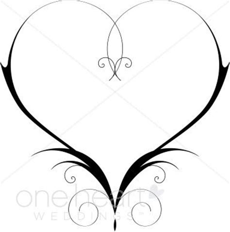 wedding hearts clip free 56 best borders images on borders and frames