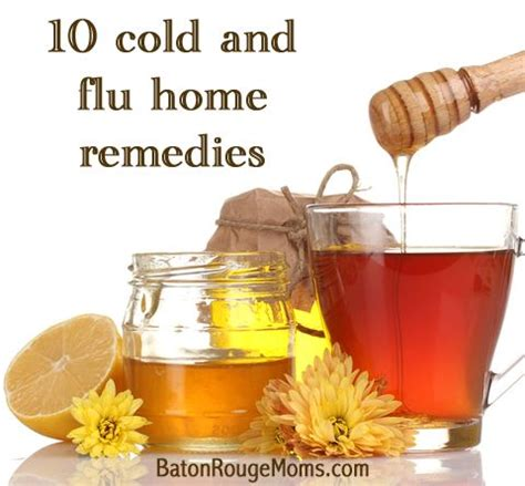 10 cold and flu home remedies our new home